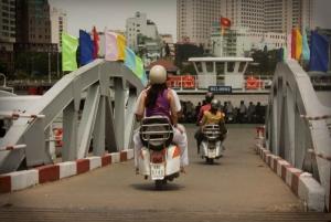 Saigon: Insider's Half-Day Tour by Vintage Vespa