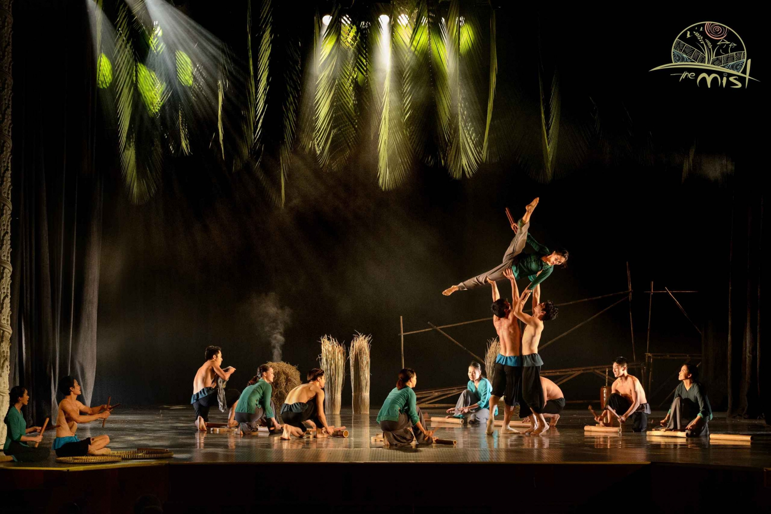 Saigon Opera House: The Mist Contemporary Dance Show Ticket