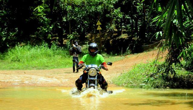 Saigon Riders in Vietnam