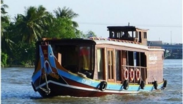 Saigon-Stadtfuhrung