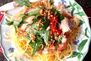 Saigon Street Food: 3.5-Hour Evening Tour