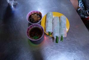 Saigon: Street Food Evening Walking Tour
