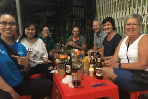 Saigon Street Food Tour with Motorbike