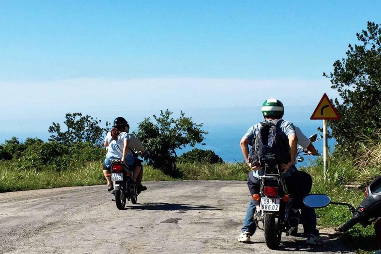 Son Tra Peninsula by Motorbike