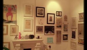 Sophie's Art Tour