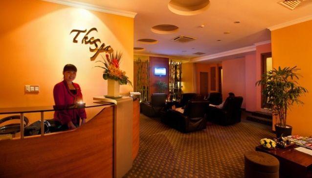 The Spa at Duxton Hotel