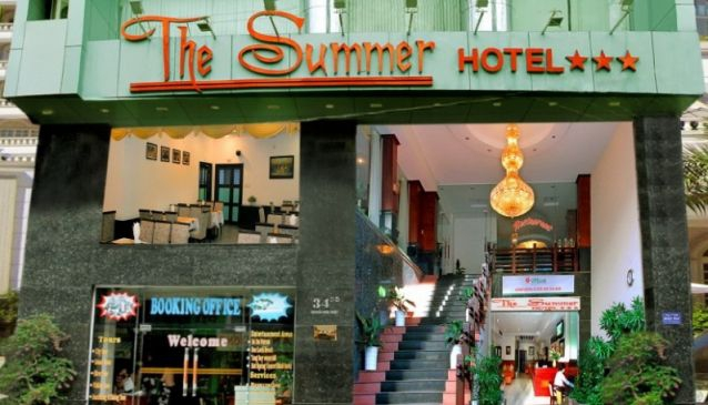 The Summer hotel