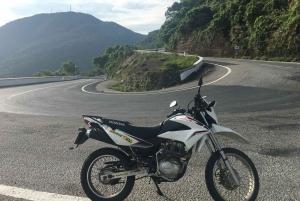 Top Gear Hai Van Pass Motorbike Adventure