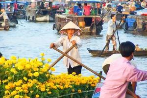 Unique Mekong Delta & Cai Rang Floating Market 2-Day Tour