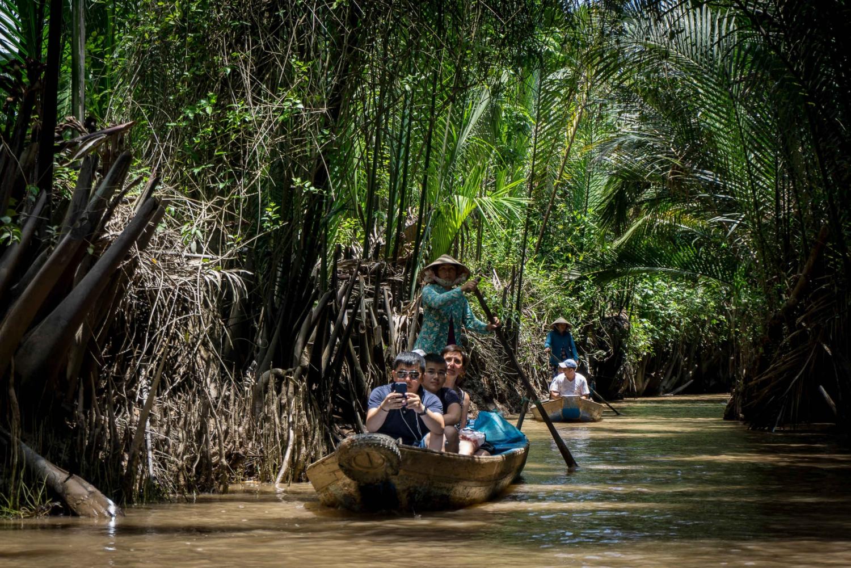 Upper Mekong River Tour with Vinh Trang Pagoda
