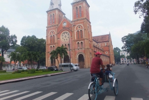 War Remnant Museum, Central Post Office, Notre Dame on Cyclo