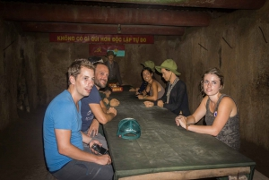 War Remnants Museum and Cu Chi Tunnels Full-Day Group Tour