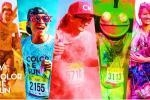 LA VIE COLOR ME RUN HANOI - 2016