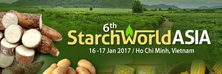 6th Starch World Asia