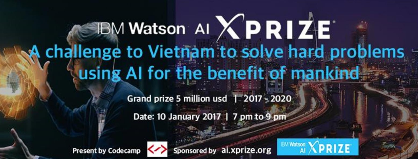 A challenge to Vietnam to solve hard problems using AI
