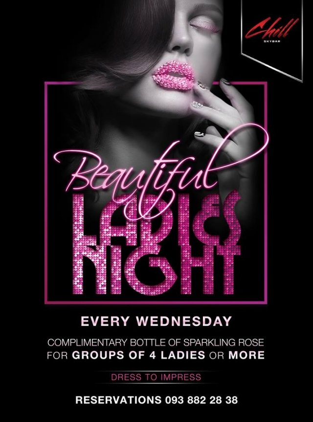Beautiful Ladies Night