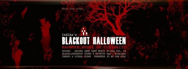 Blackout Halloween