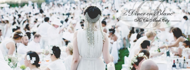 Diner en Blanc HCMC - Second Edition