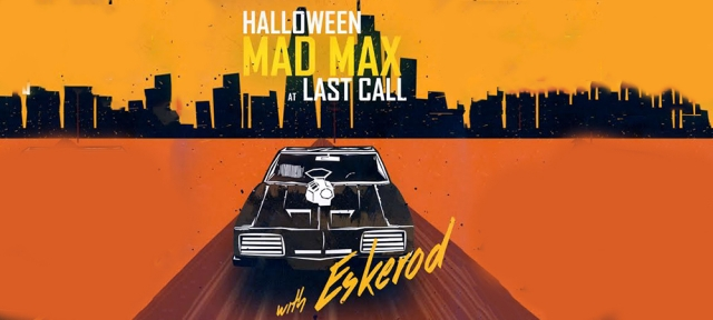 Halloween Mad Max With Eskerod