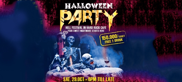 Halloween Night - Hell Festival
