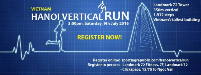 Hanoi Vertical Run 2016