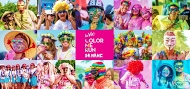 Lavie Color Me Run - Danang