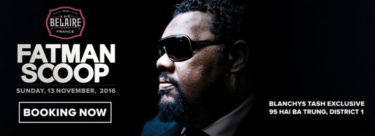 Legendary Fatman scoop