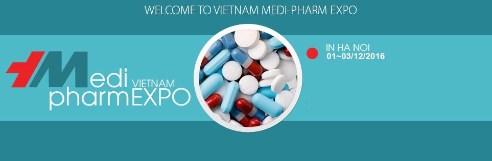 MediPharm Hanoi 2016