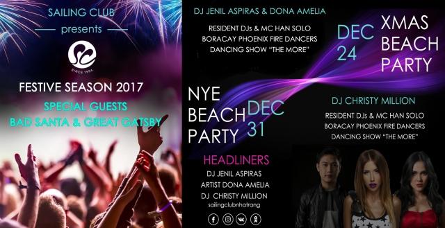 NYE 2017 Beach Party