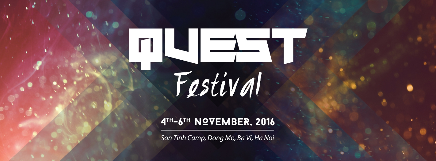 QUEST FESTIVAL -QUEST IS BACK
