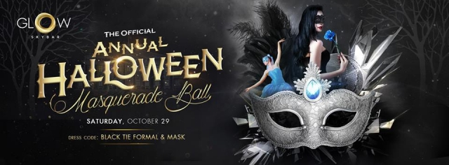 The Annual Halloween Masquerade Ball