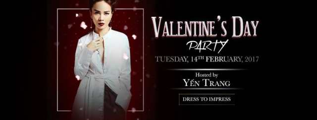 Valentine Party ft. Singer Yen Trang