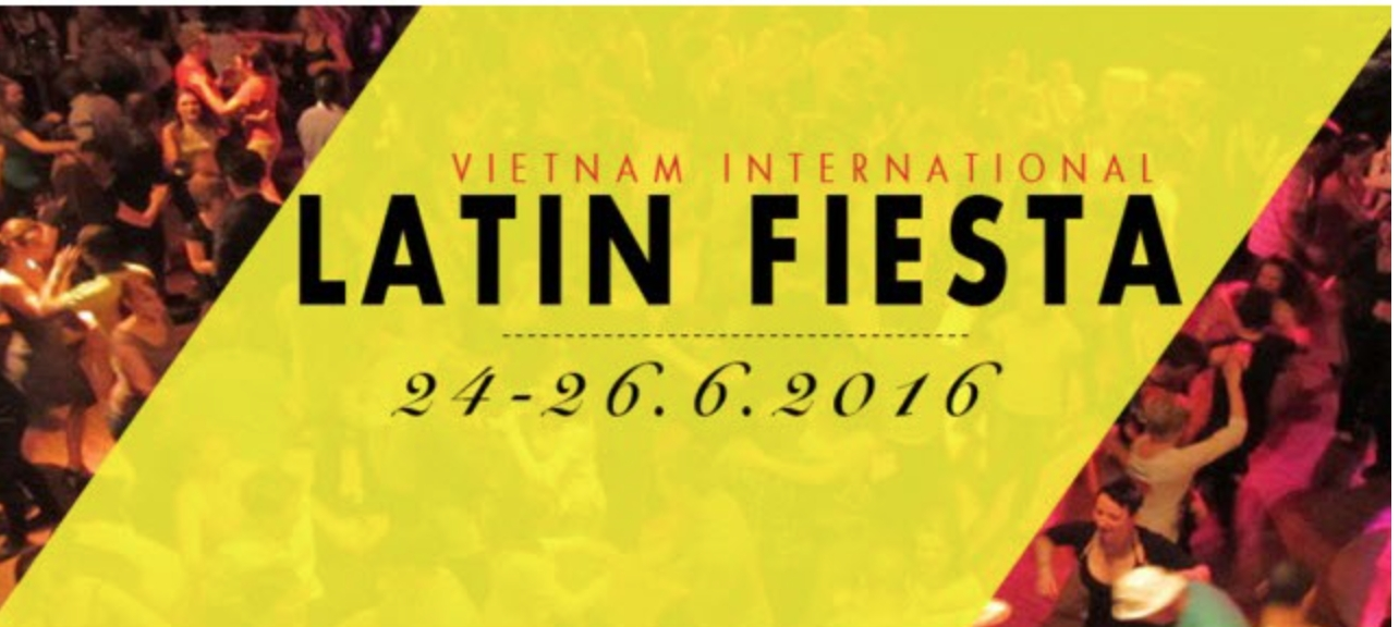 Vietnam International Latin Fiesta