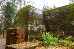 1 Day Tour From Warsaw: Wolf's Lair Hitler's Headquarters