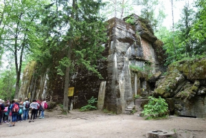 1 Day Tour From Wolf's Lair Hitler's Headquarters