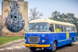 2.5-Hour Dark Side - Praga District by a Retro Bus