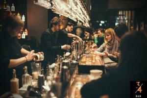 3/4 Cocktail Bar