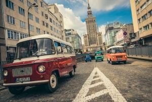 3-Hour Communism Tour in an Original Socialist Van