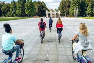 3-Hour Guided Cycling Tour of Warsaw