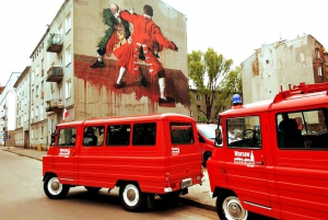 Behind the Scenes City Tour by Retro Minibus