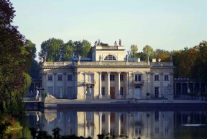 Best of Warsaw Full-Day Private Tour with Private Transport
