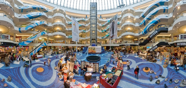 Best Shopping Malls in Warsaw