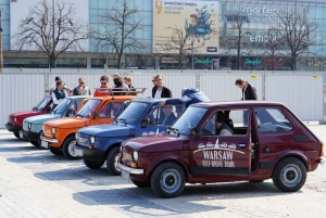 Communist History Self-Driving Tour