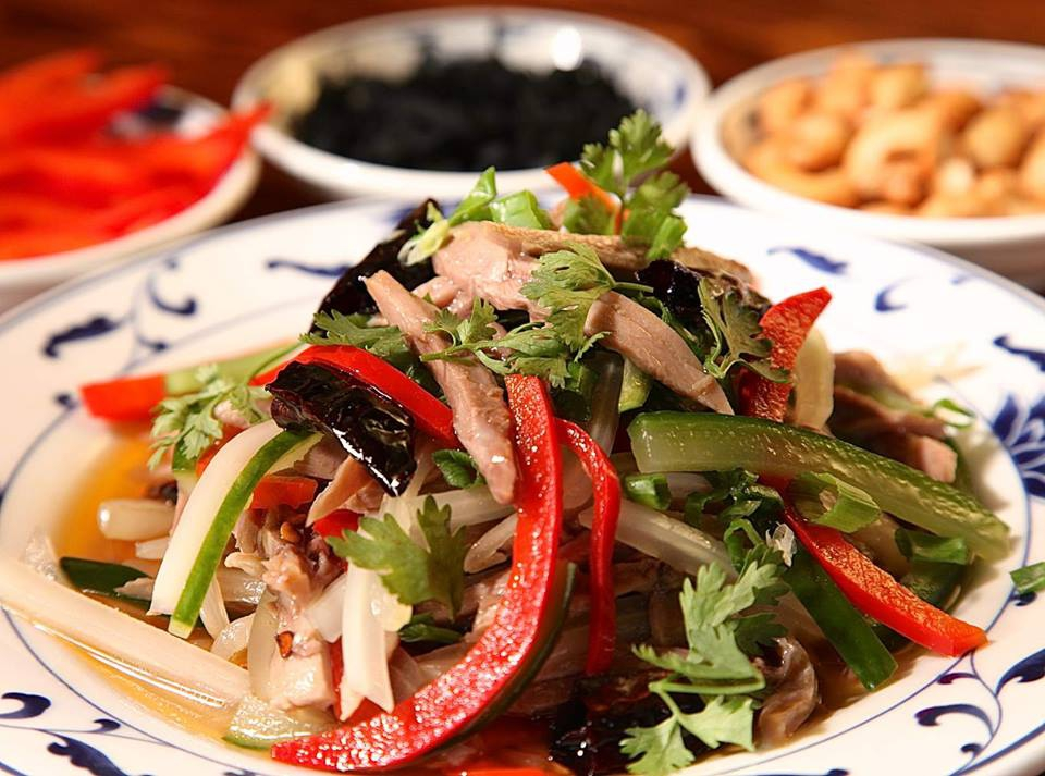 Dziki Ryz Restaurant