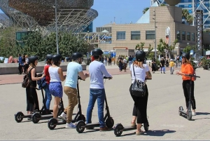 Electric Scooter Tour: 90-Minute Guided Tour of Old Town
