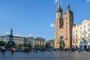 From 3 or 6-Hour Krakow Tour by Private Car