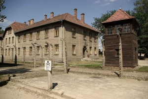 From Auschwitz Day Tour with Lunch