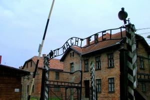 From Full day guided trip to Auschwitz-Birkenau