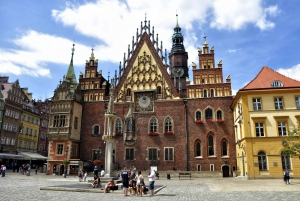 From Full-Day Private Wroclaw Tour