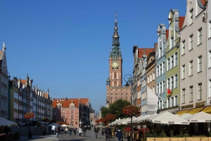 From Gdansk, Gdynia, and Sopot Full Day Tour